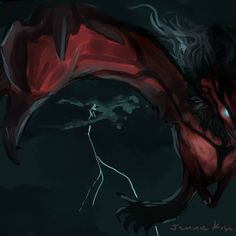 Yveltal by pulmonaries on DeviantArt
