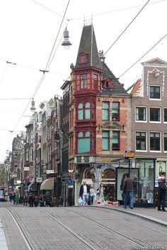 Amsterdam, Leidsestraat