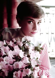"""Rare Audrey Hepburn — Audrey Hepburn May 4, 1929 - January 20, 1993 """"To..."""