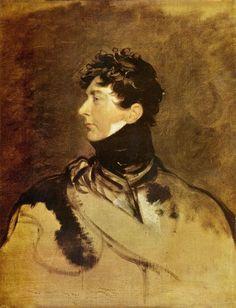 Lawrence, Sir Thomas: Porträt des Georg IV. als Prinzregent