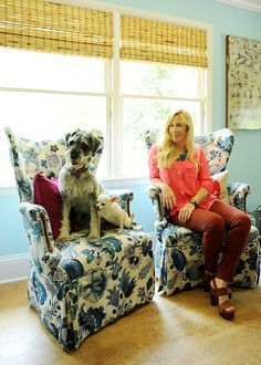 Must love Rowdy. Style At Home: Jamie Meares Of Furbish Studio