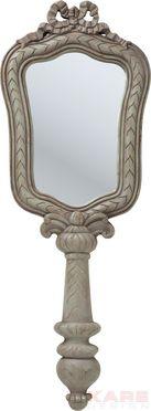 Spiegel Make Up Grey 123x46cm