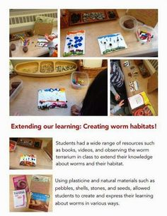 Wonders in Kindergarten: Building an earth caring classroom community: Part 2
