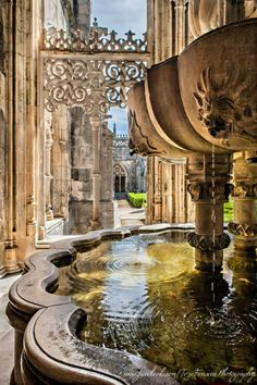 architecturia:  Batalha Monastery, P lovely art