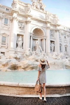 cute outfit in Rome