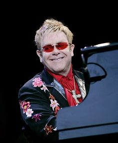 Sir Elton.. Nothing will ever top seeing him in concert. :)