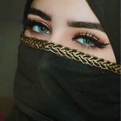 "elsabunnylarsson: ""Niqab is so beautiful ☪️💖 "" Arab Girls Hijab, Girl Hijab, Hijabi Girl, Muslim Girls, Hijab Dp, Beautiful Hijab, Gorgeous Eyes, Pretty Eyes, Arabian Eyes"