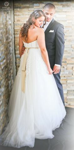 """"""" FLORA""""  stunning gown of Ivory Tulle www.wedingandformalgowns.com"""