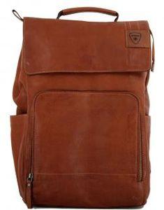 !!!Lederrucksack Strellson Upminster Backpack Cognac braun Backpacks, Bags, Fashion, Dime Bags, Handbags, Moda, La Mode, Women's Backpack, Fasion