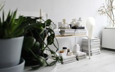styling/photos/text by elvs          On the table, on or in a Cabinet or on the floor... some lamps ra...