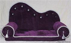 Как пошить суперский диван для любимой кошки или маленькой собачки. Обсуждение на LiveInternet - Российский Сервис Онлайн-Дневников