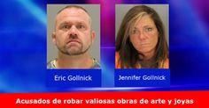 Un hombre y una mujer arrestados por cargos de robo  Más detalles >> www.quetalomaha.com/?p=6596