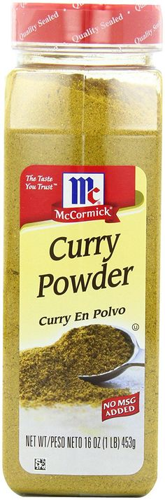 McCormick Curry Powder, 16-Ounce ** New and awesome product awaits you, Read it now  : Fresh Groceries