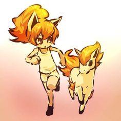 Pokemon anime-ponyta