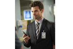 Trading in the scrubs for a suit?! #DanielGillies #SavingHope #CTV