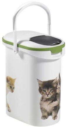 Curver 03904-P71-00 Pet-Futter Container 4 kg, 19.2 x 29.5 x 34.8 cm, 10 L - http://www.futterautomat-katzen.de/produkt/curver-03904-p71-00-pet-futter-container-4-kg-19-2-x-29-5-x-34-8-cm-10-l/
