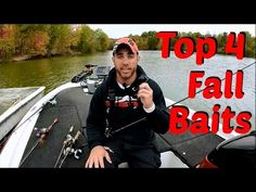 Bass Fishing HQ: 4 Must Have Fall Baits - (More info on: http://1-W-W.COM/fishing/bass-fishing-hq-4-must-have-fall-baits/)