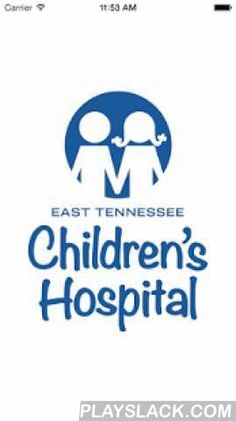 East TN Kids  Android App - playslack.com ,  East TN Kids is an application for Android that will allow you as a parent, grandparent or caregiver to find and read helpful pediatric health information and easily get in touch with your doctor or East Tennessee Children's Hospital.At East Tennessee Children's Hospital, children are our only concern, and that is what drives our mission: to provide the best possible health care to every child we serve from East Tennessee, southwest Virginia…