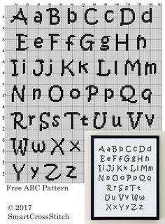 Cross Stitch Letter Patterns, Cross Stitch Letters, Cross Stitch Heart, Cross Stitch Borders, Cross Stitch Samplers, Cross Stitch Kits, Cross Stitch Designs, Cross Stitching, Word Patterns