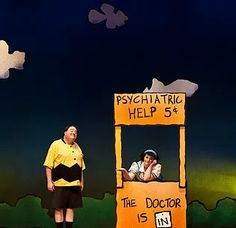 Shawn Fisher Theatre Playwriting, Design, and Directing | YOU'RE A GOOD MAN CHARLIE BROWN