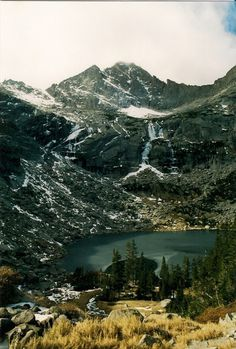 heyfiki: Black Lake, Rocky Mountain National Park, Colorado