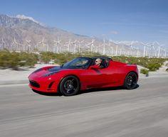 2011 Tesla Roadster 2.5S