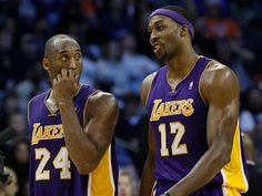 Kobe Bryant, Dwight Howard nearly fought after Lakers' New Year's Day loss, according to report