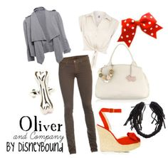 I actually find this Disney inspired outfit to be ADOORRABBLLEEEE! Plus, it's probably one of my favorite movies.