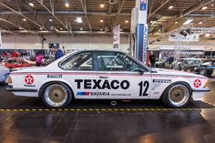 Bmw E24, Bbs, Motorsport, Texaco, Bmw Cars, Cars And Motorcycles, Vintage Cars, Touring, Cool Cars