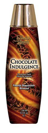 Swedish Beauty Chocolate Indulgence Fourth Dimension Bronzers Tanning Lotion 8.5 oz. by Swedish Beauty. $25.99
