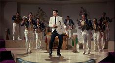 Masculinity in Elvis Presley's film 'Fun In Acapulco' in 1963