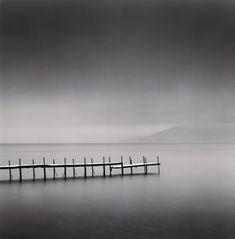 Foggy Morning, Shikotsu Lake, Hokkaido, Japan. 2004
