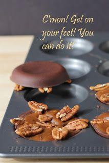 Whoopie Tortoises! Candy in a whoopie pie pan!