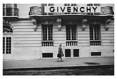 Givenchy vintage photo
