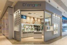 Projeto de Arquitetura Comercial - D'Angoni