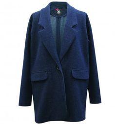 Mode automne hiver 2015 : le manteau coupe droite Sinequanone