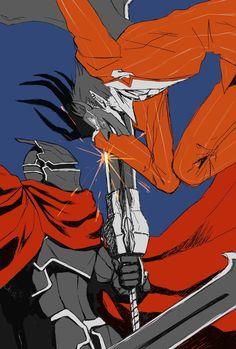 momon vs demiurge overlord