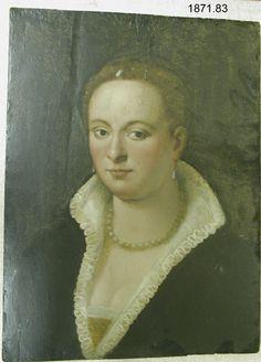 Bianca Cappello Mistress of Duke Ferdinand de  Medici and second wife to  Francesco I de Medici. Workshop of  Alessandro Allori ca. 3ae8b1b495b5