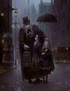 Gothic and Fantasy  - Gothique et Fantasy