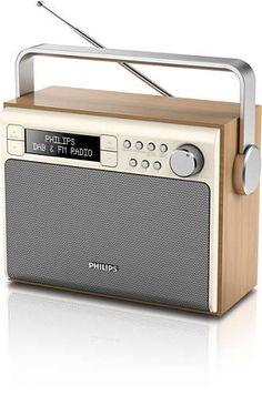 Philips Radio AE5020 incl. DAB+
