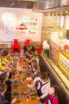 Mad Mex's Holy Guacamole Masterclass will be back for Carnival Night Kitchen.