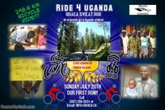 BUACA's Uganda Sweat Run From Edmonton to Calgary July 20th -21st 2014. Annual event. Email info@buaca.ca for more information. Calgary, Uganda, Projects To Try, 21st