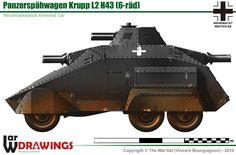 Krupp L2 H43 Panzerspähwagen