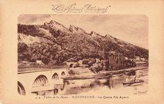 Vallée de la Meuse - Monthermé - Les 4 fils Aymon