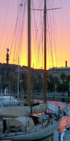 The Marina of Barcelona Copyright: Valerie Leconte