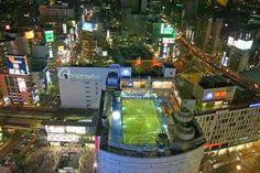 Soccer? Cool. Rooftop Soccer? Way Cooler.