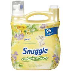 Snuggle White Lilac & Spring Flowers~Another favorite Snuggle scent