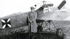 Fokker E.II 36/15 Ernst Freiherr von Althaus (0443-019).