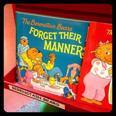 Dr. Seuss convinced Stanley and Janice Berenstain to go by Stan and Jan for rhyming purposes. #bookstore