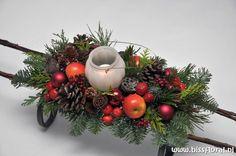 #Kerstrood… | Floral Blog | Bloemen, Workshops en Arrangementen | www.bissfloral.nl